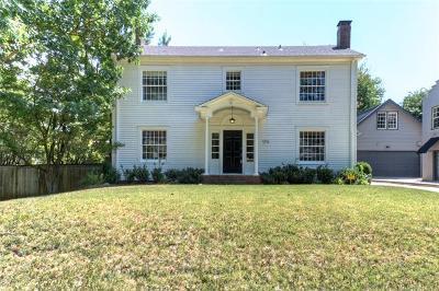 Tulsa Single Family Home For Sale: 1216 E 20th Street