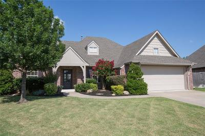 Jenks Single Family Home For Sale: 12405 S Date Street