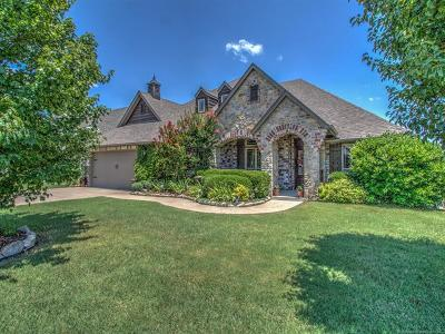 Bixby Single Family Home For Sale: 14585 S Gary Avenue