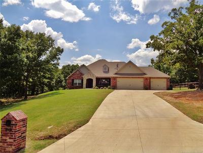 Skiatook Single Family Home For Sale: 15838 Cherokee Boulevard