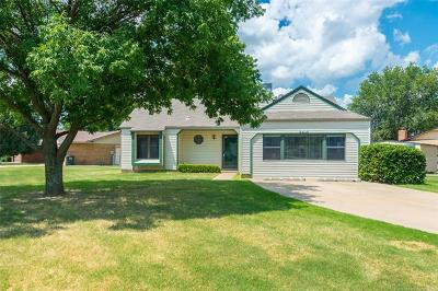 Owasso Single Family Home For Sale: 8306 N 123rd East Avenue