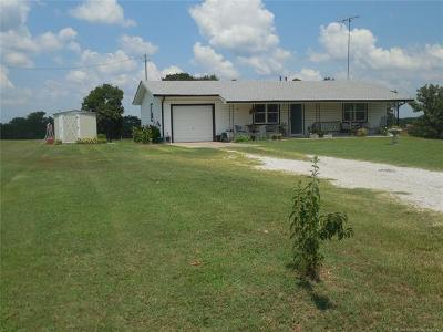 Ada Single Family Home For Sale: 13375 County Road 3615