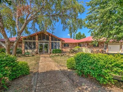 Bartlesville Single Family Home For Sale: 19491 N 4020 Road