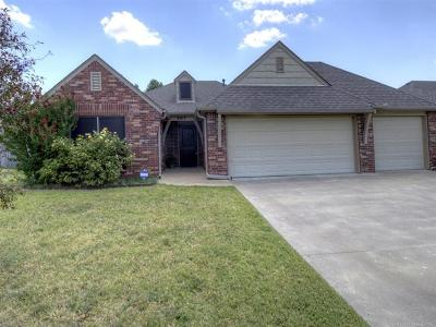 Owasso Single Family Home For Sale: 9217 N 144th East Avenue