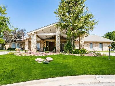 Tulsa Single Family Home For Sale: 4718 S Atlanta Place