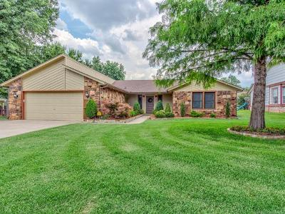 Jenks Single Family Home For Sale: 193 W 113th Court S