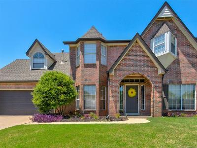 Broken Arrow Single Family Home For Sale