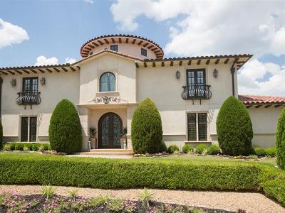 Tulsa OK Single Family Home For Sale: $1,250,000