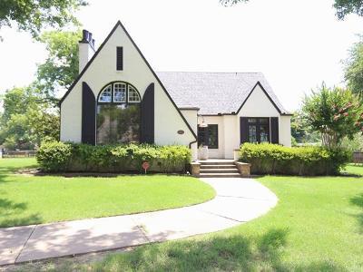 Tulsa Single Family Home For Sale: 2824 E 25th Street