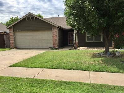 Coweta Single Family Home For Sale: 27039 E 123rd Street