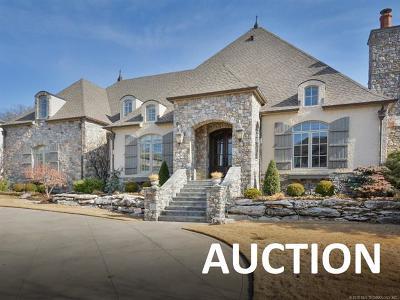 Tulsa OK Single Family Home For Sale: $1,650,000