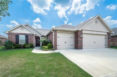 Collinsville Single Family Home For Sale: 12883 N 124th East Place