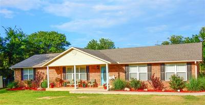 Ada OK Single Family Home For Sale: $210,000