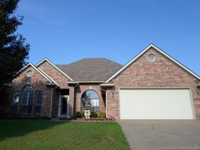 Fort Gibson Single Family Home For Sale: 222 Coventry Lane