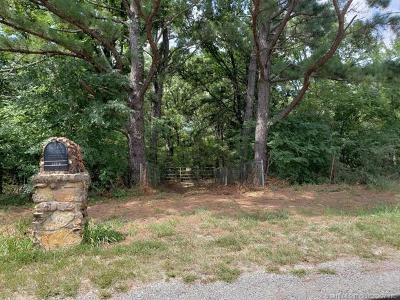 Ada OK Residential Lots & Land For Sale: $84,000