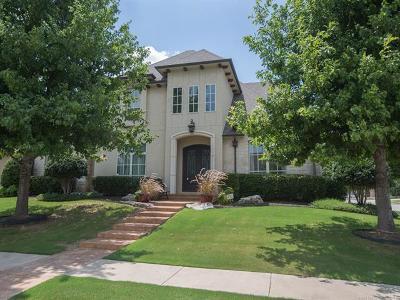 Tulsa Single Family Home For Sale: 10848 S 95th East Avenue