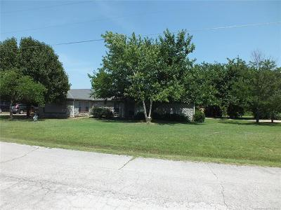 Collinsville Single Family Home For Sale: 11621 N 126th East Avenue