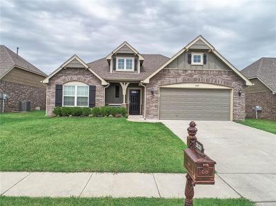 Broken Arrow Single Family Home For Sale: 2420 S Oak Avenue