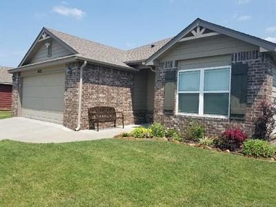 Broken Arrow Single Family Home For Sale: 9055 S 255th East Avenue
