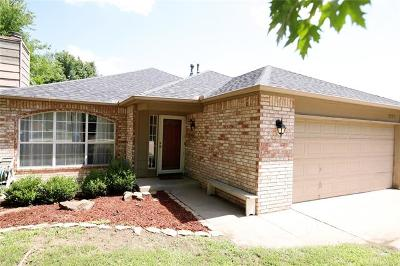 Jenks Single Family Home For Sale: 1225 W 112th Drive S