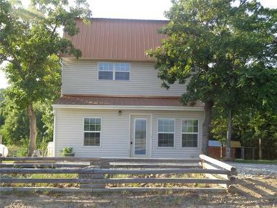 Talihina Single Family Home For Sale: 15861 SE 1130 Avenue