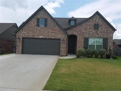 Tulsa Single Family Home For Sale: 18305 E 49th Street