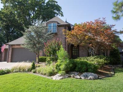 Tulsa Single Family Home For Sale: 10324 S 92nd East Avenue