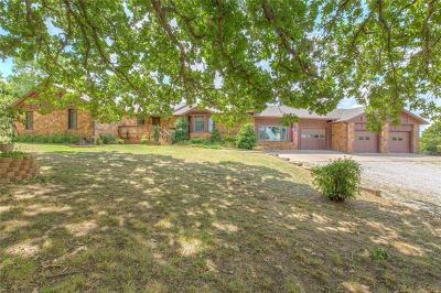 Claremore Single Family Home For Sale: 17240 S 422 Road