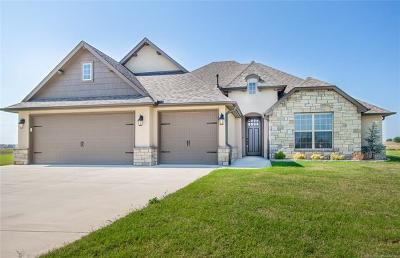 Collinsville Single Family Home For Sale: 14304 N 56th East Avenue