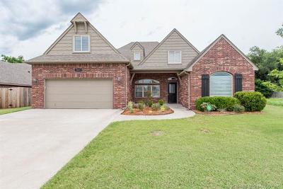 Tulsa Single Family Home For Sale: 4317 S 135th East Avenue