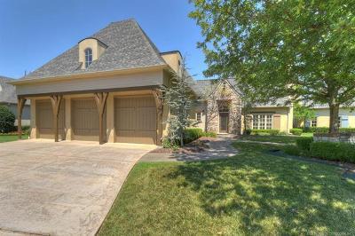 Tulsa Single Family Home For Sale: 7967 S 90th East Avenue
