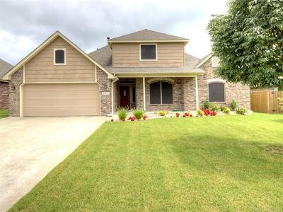 Claremore Single Family Home For Sale: 26423 Gallo Drive