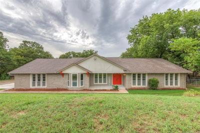 Jenks Single Family Home For Sale: 9333 S 33rd West Avenue