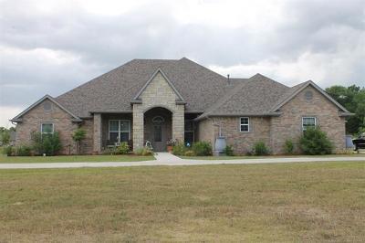 Ada Single Family Home For Sale: 1701 Vinehaven Boulevard