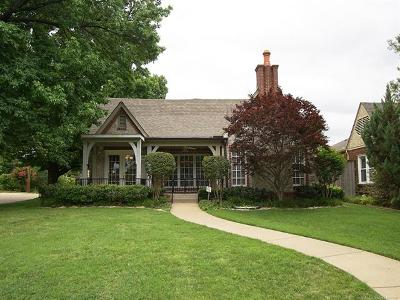 Tulsa Single Family Home For Sale: 1903 S Florence Place