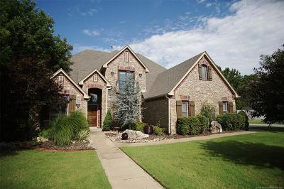 Broken Arrow Single Family Home For Sale: 7310 S Sycamore Place