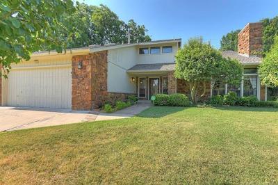 Tulsa Single Family Home For Sale: 7522 E 65th Place S
