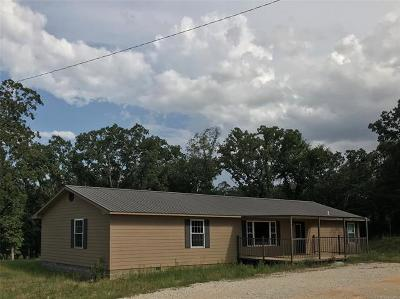 Ada Single Family Home For Sale: 19625 County Road 1525 Road