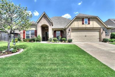 Owasso Single Family Home For Sale: 10219 N 140th East Avenue