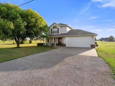 Claremore Single Family Home For Sale: 16250 S 4100 Road