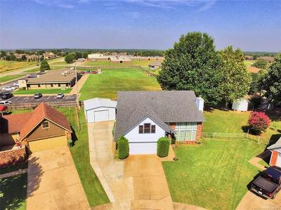 Owasso Single Family Home For Sale: 10601 E 96th Place N