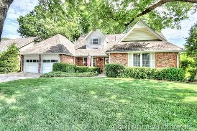 Tulsa Single Family Home For Sale: 6937 E 62nd Place