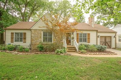 Tulsa Single Family Home For Sale: 3016 S Boston Place