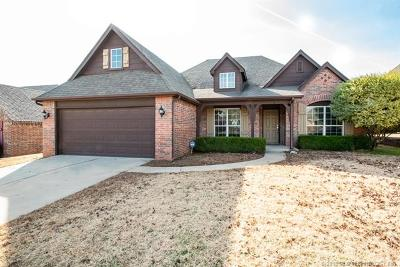 Jenks Single Family Home For Sale: 3510 W 106th Street S