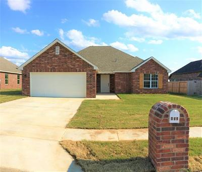 Skiatook Single Family Home For Sale: 132 W 134th Court North