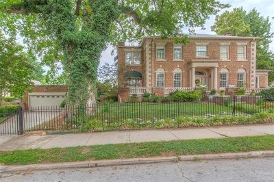 Tulsa OK Single Family Home For Sale: $650,000