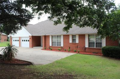 Claremore Single Family Home For Sale: 3003 N Back Nine Drive N