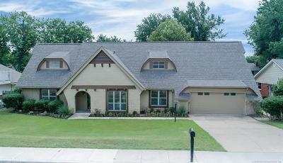 Tulsa OK Single Family Home For Sale: $258,000