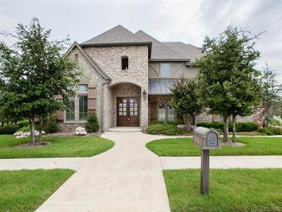 Tulsa Single Family Home For Sale: 7825 S Indian Avenue