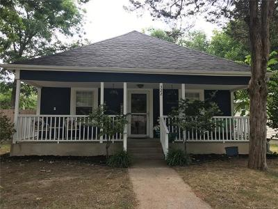 Claremore Single Family Home For Sale: 322 N Lavira Avenue